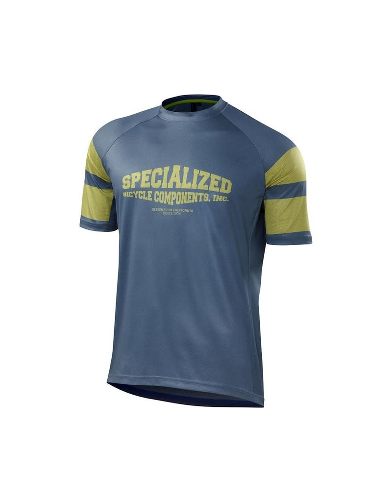 Specialized Enduro Comp Jersey - Dust Blue