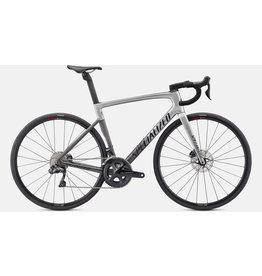 Specialized Tarmac SL7 Expert Ultegra DI2 - Blue Tint Fade / Smoke / Metallic White Silver 56cm  ****  NOTE is Blue and silver frame