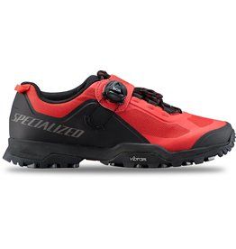 Specialized Rime 2.0 Mountain Shoe - Red 45