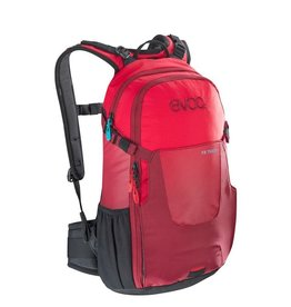 Evoc FR Track 10L Protection Pack - Red/Ruby - XSmall