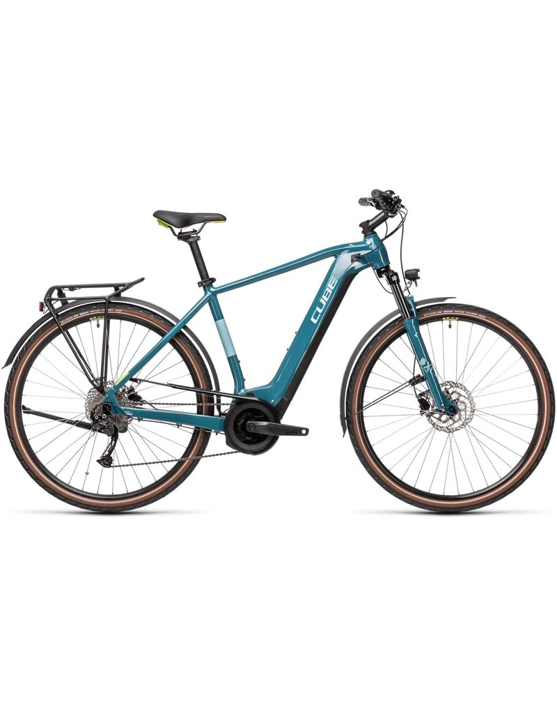 Cube Cube Touring One 500 2021 - Blue / Green