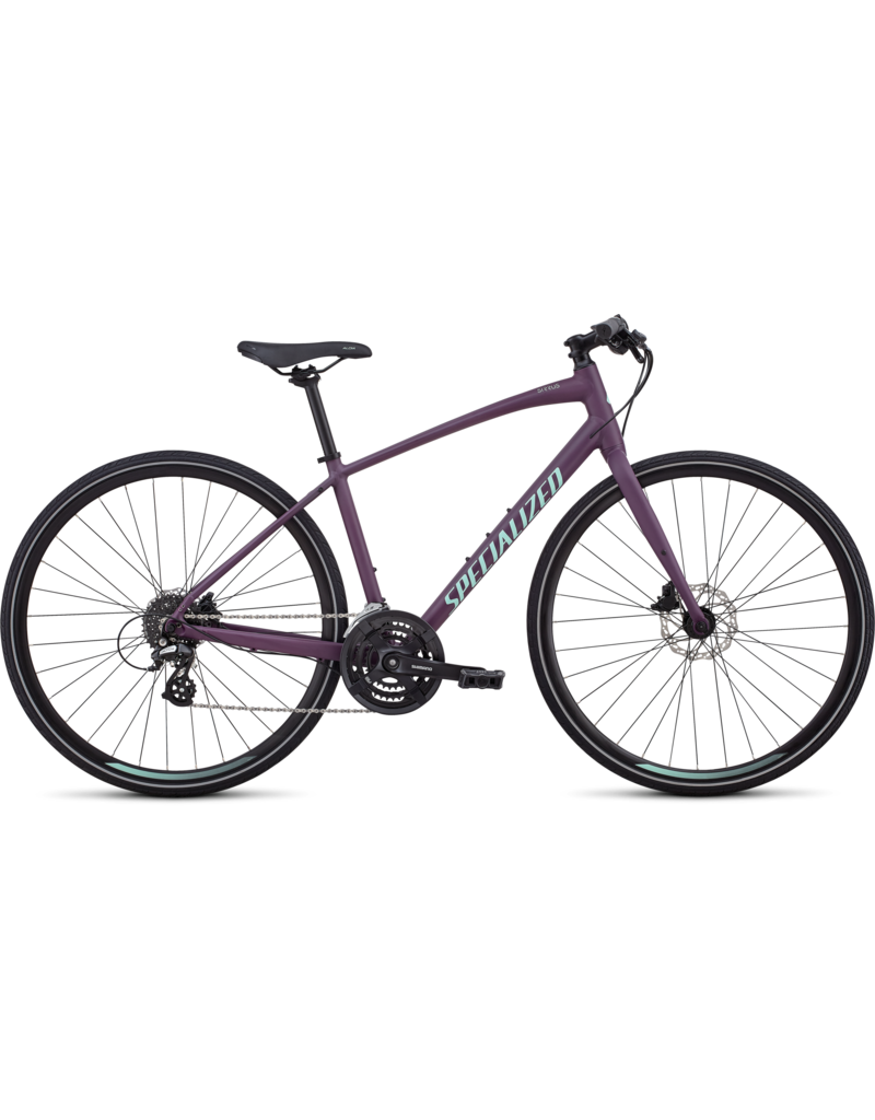 Specialized Sirrus - Cast Berry / Mint