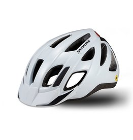 Centro LED/MIPS Helmet - OS - Gloss White