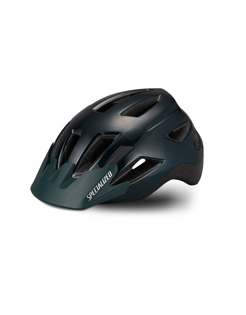 Specialized Shuffle Child Helmet - Forest Green / Oasis