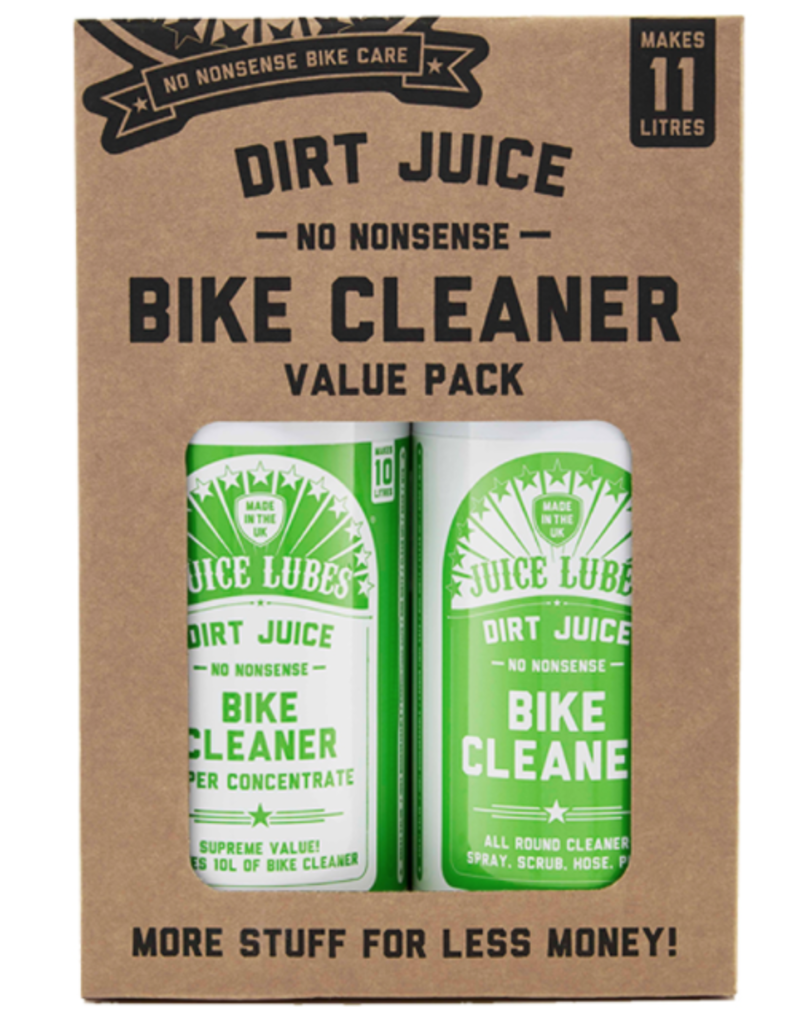 Juice Lubes Dirt Juice Super Gnarl - 1L Double Pack