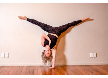 Yoga with Christy Prior