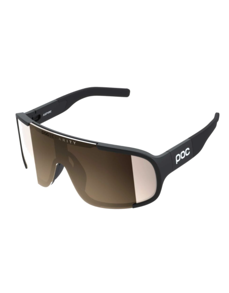 POC Aspire Glasses - Uranium Black - CBS