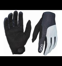 Poc Essential Print Glove - Uranium Black/Oxolane Grey - MED