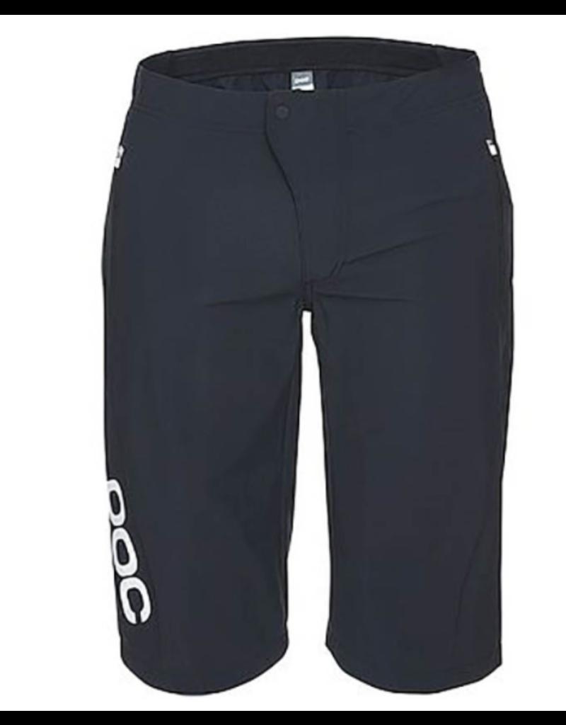 Poc Essential Enduro Shorts - Uranium Black - LRG