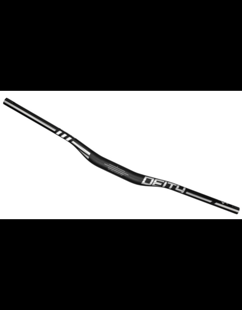 Deity Handlebar Skywire 800 x 15mm, 35mm Clamp - Chrome