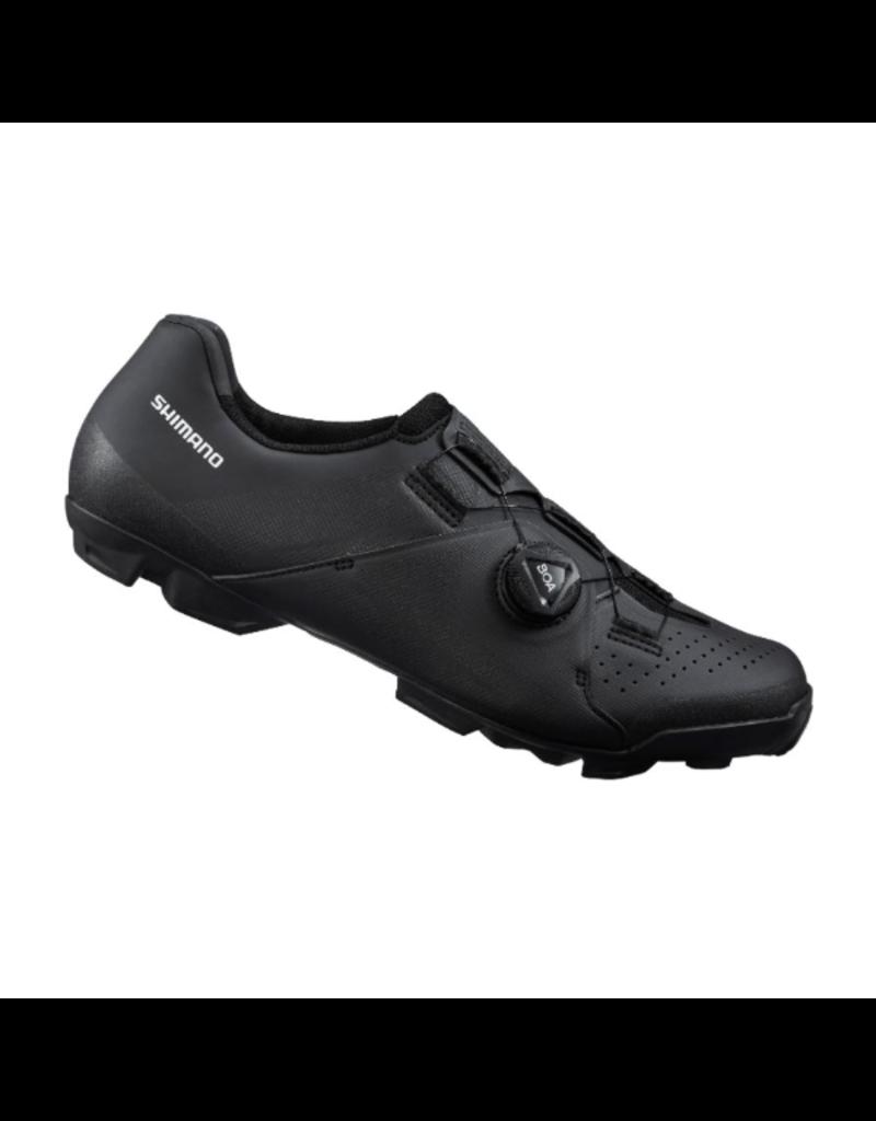Shimano SPD XC Shoes - SH-XC300 - Black