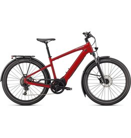 Specialized Turbo Vado 4.0 - Red Tint / Silver Reflective -