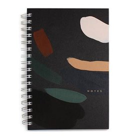 Moglea Moglea - Printed Notebook Moonlight