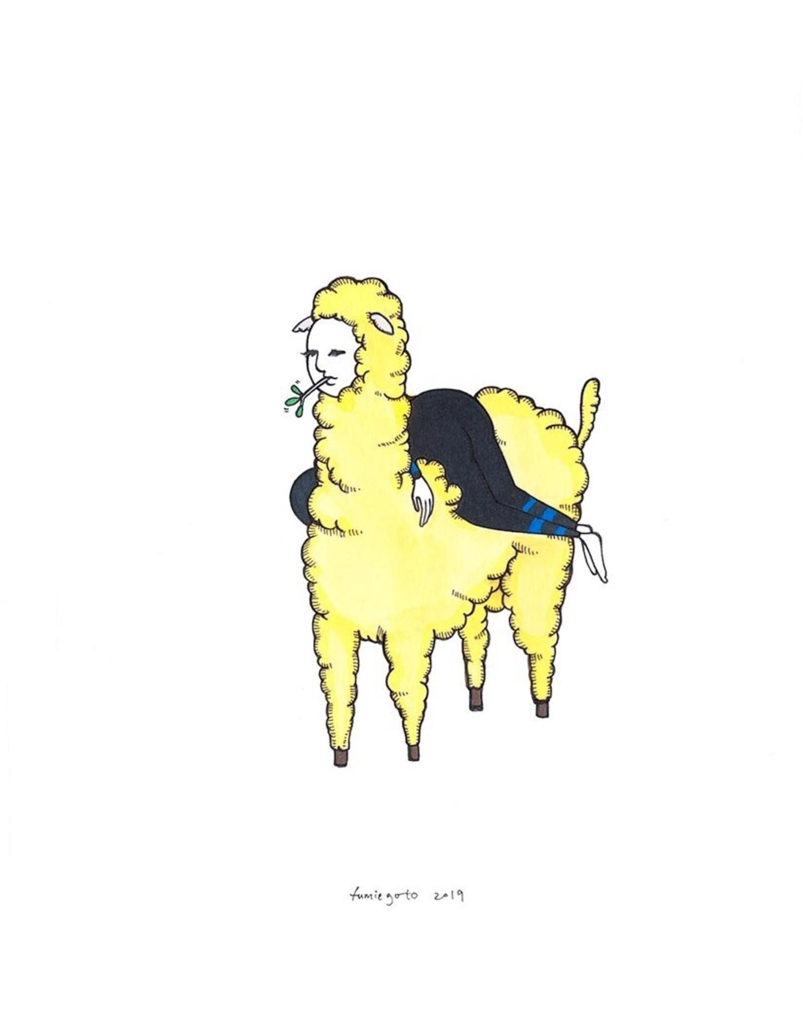 """Kris Goto Kris Goto - 8""""×10"""" Art"""