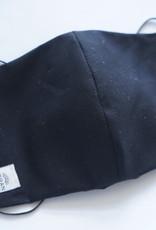 UIS UIS - Black Face Mask