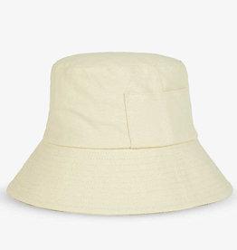 Lack of color Cotton Bucket Hat