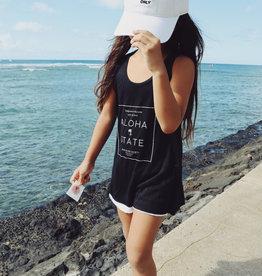 UIS 'Kids'  Girl's  Aloha state tank