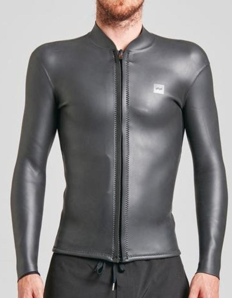 BANKS - One Front Zip Jacket