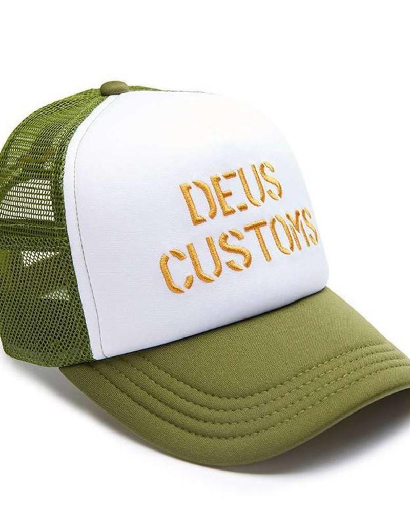 Deus Ex Machina - Brando Trucker