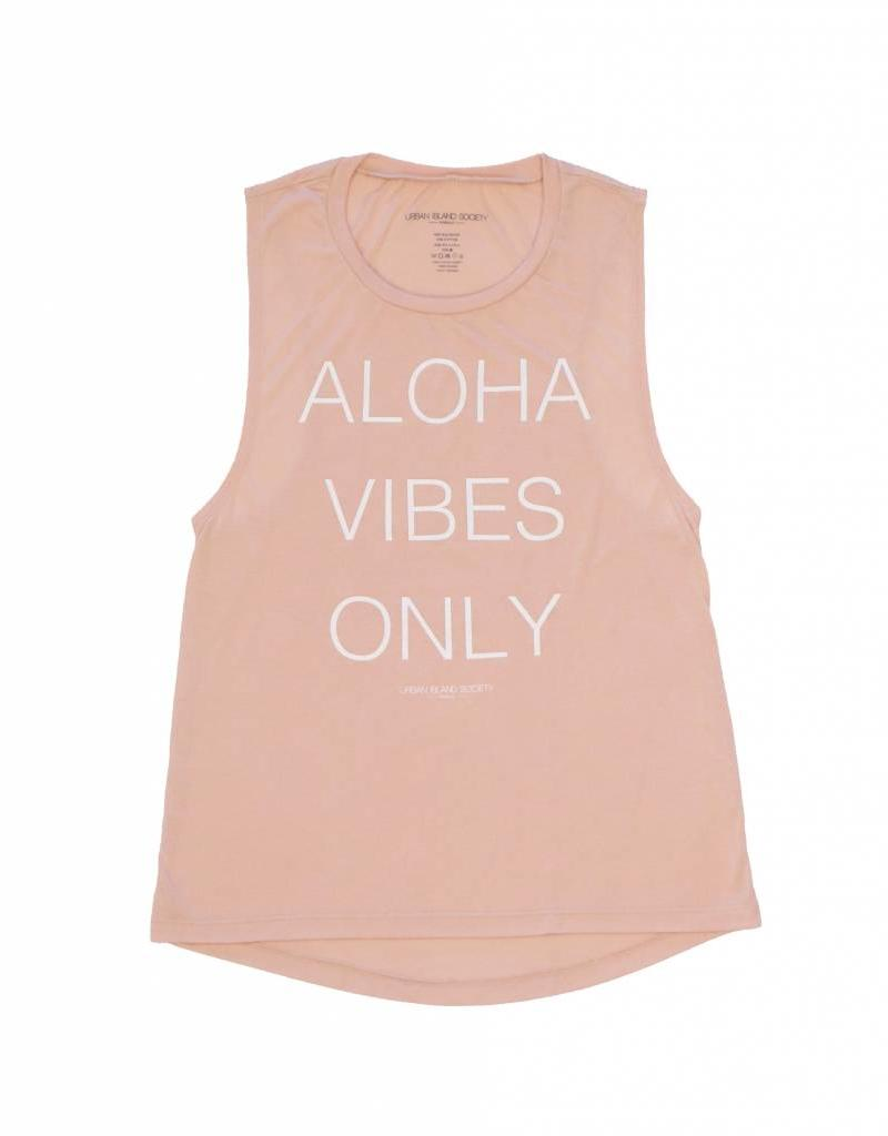 UIS UIS - Aloha Vibes Only Tank