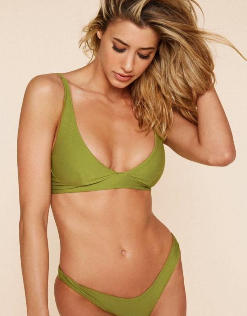 STONE FOX SWIM STONE FOX SWIM - ZIGGY TOP