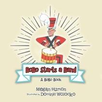 Bobo Starts a Band Book