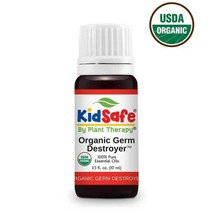 Germ Destroyer Organic KidSafe Essential Oil 10mL