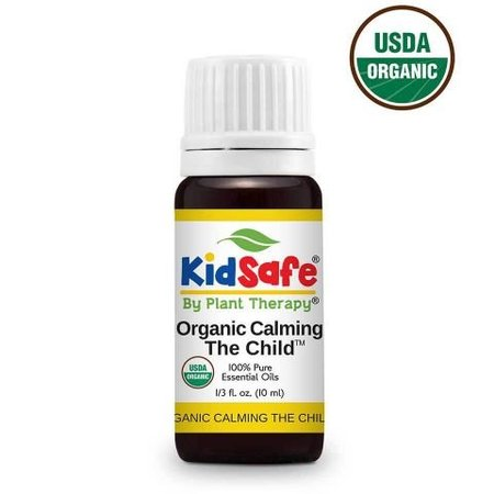 Plant Therapy Calming the Child KidSafe Pre-Diluted Essential Oil Roll-On