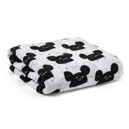 Modern Burlap Organic Cotton Muslin Swaddle Blanket by Modern Burlap