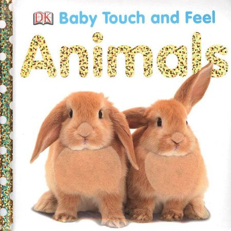 Penguin Random House Baby Touch and Feel: Animals