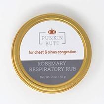 Punkin Butt Rosemary Respiratory Rub
