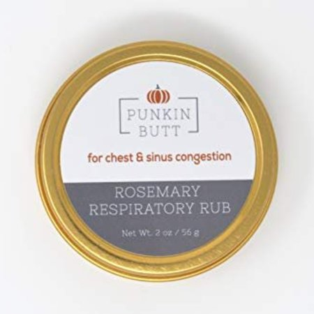 Punkin Butt Rosemary Respiratory Rub by Punkin Butt