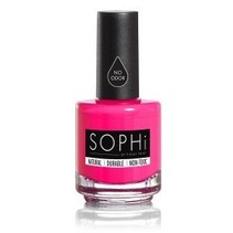 SOPHi Natural Nail Polish #NoFilter