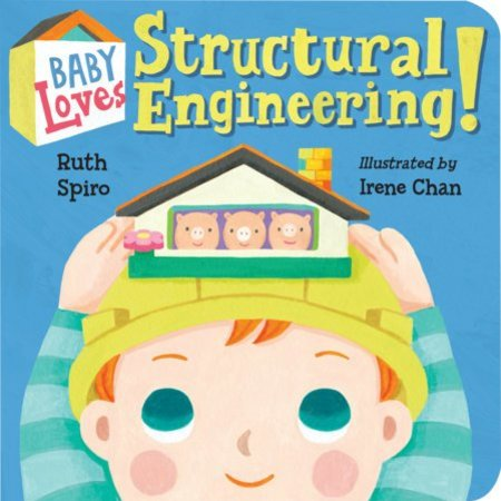 Penguin Random House Baby Loves Structural Engineering