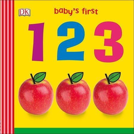 Penguin Random House Baby First 123 by Penguin Random House