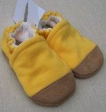 Snow & Arrow Cotton Slippers Goldenrod