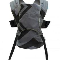Venture+ Charcoal Black Zigzag