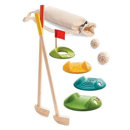 Plan Toys Mini Golf Full Set