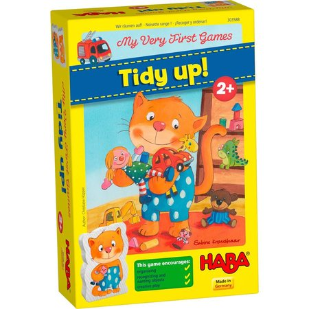 Haba My Very First Game: Tidy Up by HABA