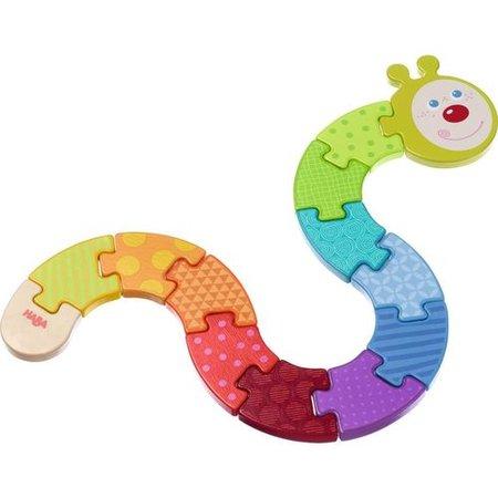 Haba Arrange Game Rainbow Caterpillar by HABA