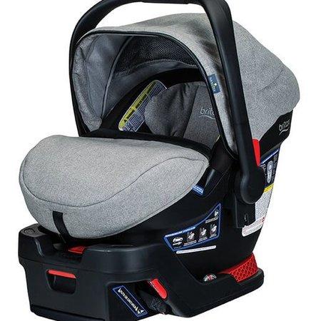 Britax Britax B-Safe Ultra Infant Car Seat - Nanotex (Moisture, Odor, and Stain Resistant Fabric)