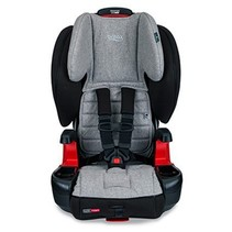 Britax Frontier ClickTight Harness Booster Car Seat - Nanotex (Moisture, Odor, and Stain Resistant Fabric)
