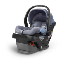 UPPAbaby MESA Infant Car Seat - HENRY (blue marl) wool version