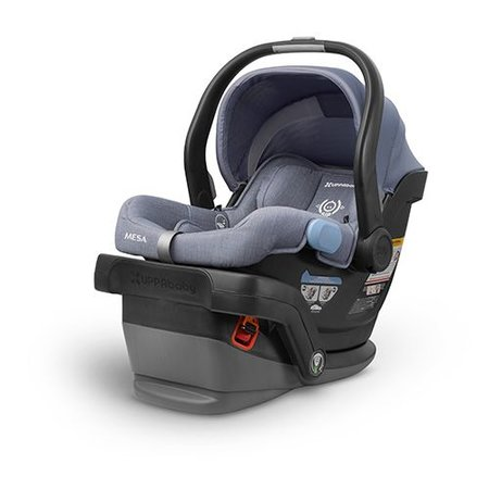 UPPAbaby UPPAbaby MESA Infant Car Seat - HENRY (blue marl) wool version