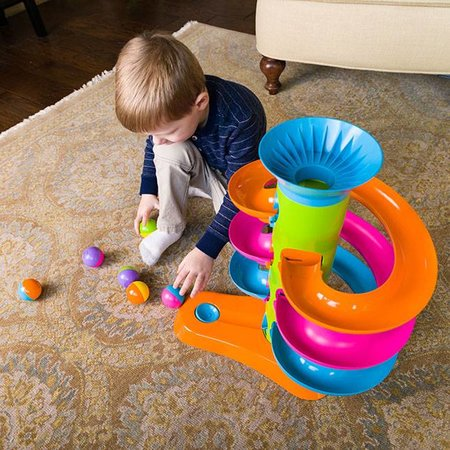 Fat Brain Toys RollAgain Tower by Fat Brain Toys