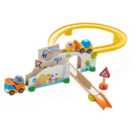 Haba Kullerbu: Play Track Construction Site by HABA