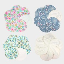 Organic Cotton Nursing Pads 3pk