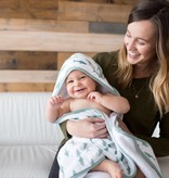 Copper Pearl Muslin Hooded Towel by Copper Pearl