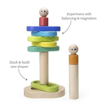 tegu TEGU Magnetic Floating Stacker