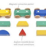 tegu TEGU Magnetic Shape Train